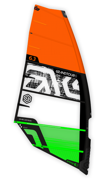 i99 Grand Tour 6 Windsurf Segel