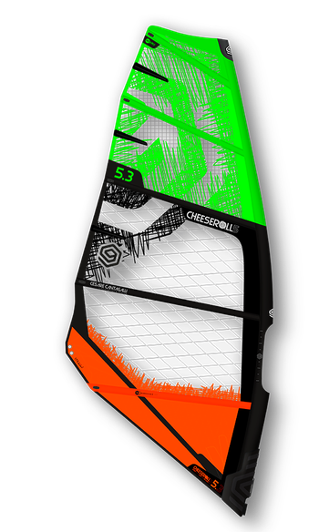 i99 Cheese Roll 5 Windsurf Segel