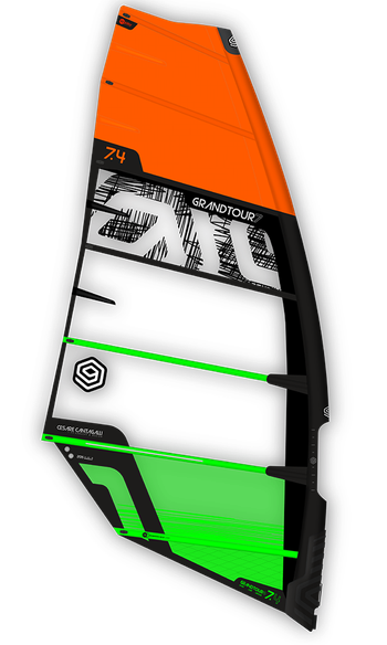 i99 Grand Tour 7 Windsurf Segel