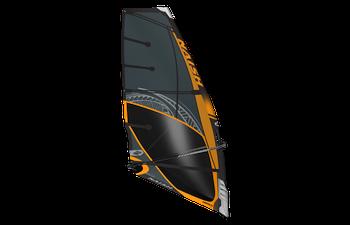 Naish S26 Chopper 3X Black Windsurfsegel