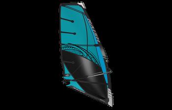 Naish S26 Chopper 3X Teal Windsurfsegel