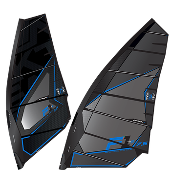 Point-7 F1 E Electrified Hybrid Windsurfsegel 2022