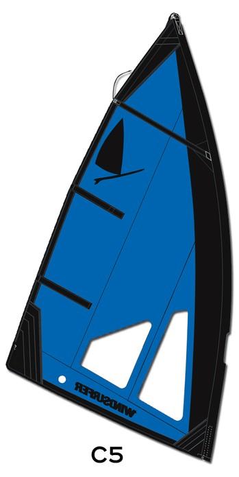 i99 Segel für Windsurfer LT