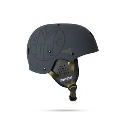 Mystic MK8 Helmet Kitehelm Surfhelm Black - Größe: S