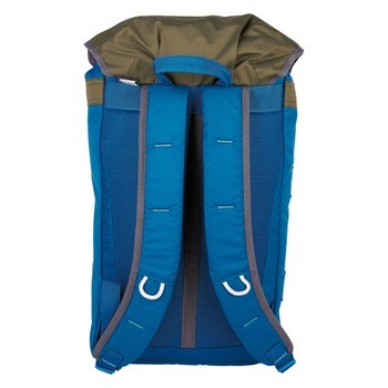 Chiemsee Oslo Backpack Rucksack 18L Blue Saphire Olive Night