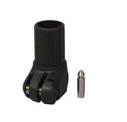 Ascan Master-Adapter SDM Mastfußadapter