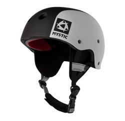 Mystic MK8 Helmet Kitehelm Surfhelm Schwarz-Grau - Größe: L