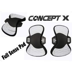 Concept X Footpad Full Sense - Paar Kite Pad