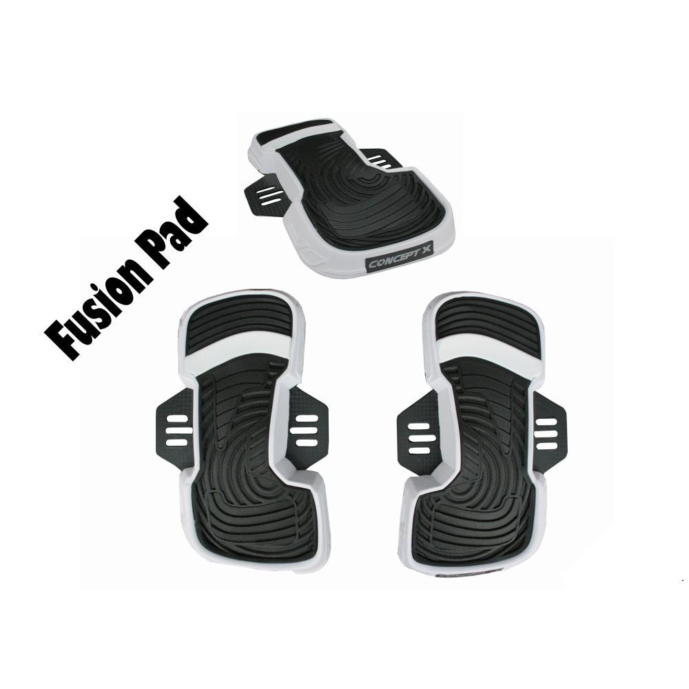 Concept X Footpad Fusion - Paar Kite Pad