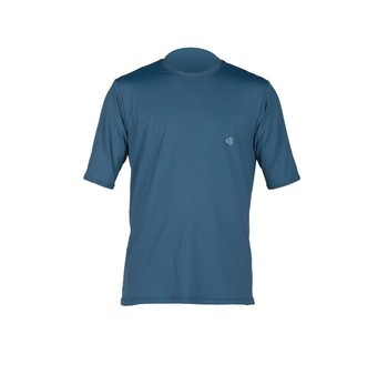 Xcel Gaylen Premium 6OZ Rashguard S/S T-Shirt Fit Kurzarm Modell Grün