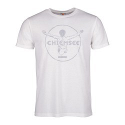 Chiemsee Eberhard 2 T-Shirt Clear White