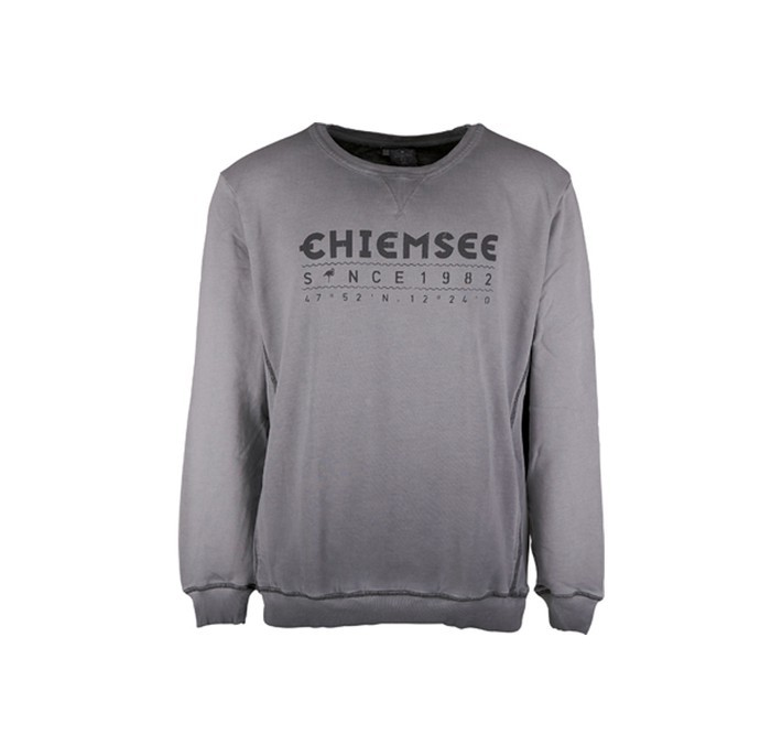 Chiemsee Igme Sweatshirt Iron Gate