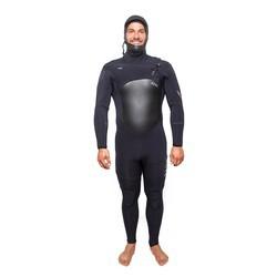Xcel Wetsuit Revolt Hooded X2 5/4mm Black Herren Neoprenanzug