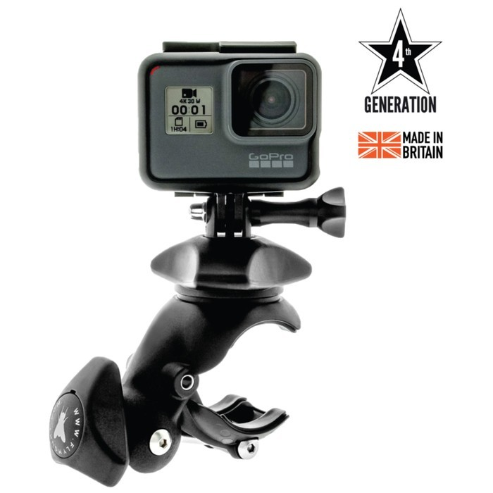 Flymount Action Kamera Halterung 4.Generation für GoPro u.v.m.
