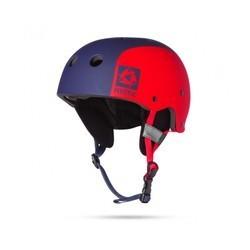 Mystic MK8 Helmet Kitehelm Surfhelm Navy - Rot Größe: XL