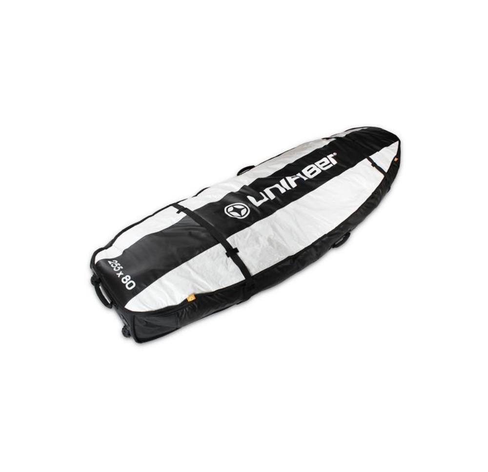 Unifiber Double Pro Boardbag 255x80 mit XL Rädern