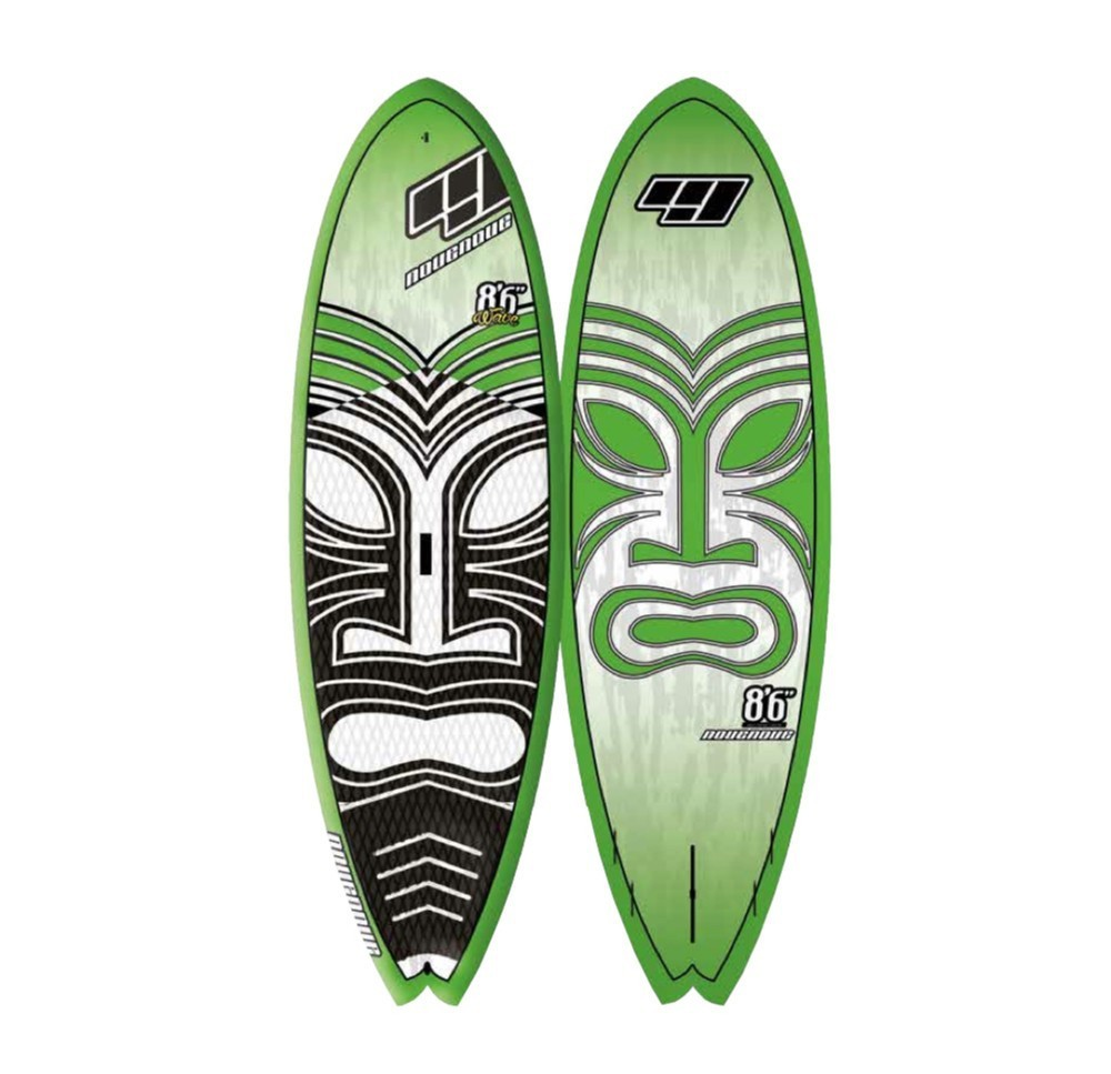 99 NoveNove Wood Wave Allround SUP Surfbrett