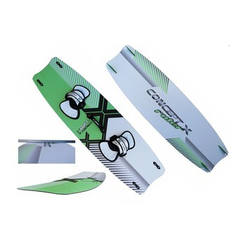 Concept X Ruler Pro Series Kiteboard incl. Boardset