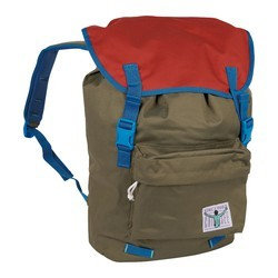 Chiemsee Riga Backpack Rucksack 13L Olive Night Bossa Nova