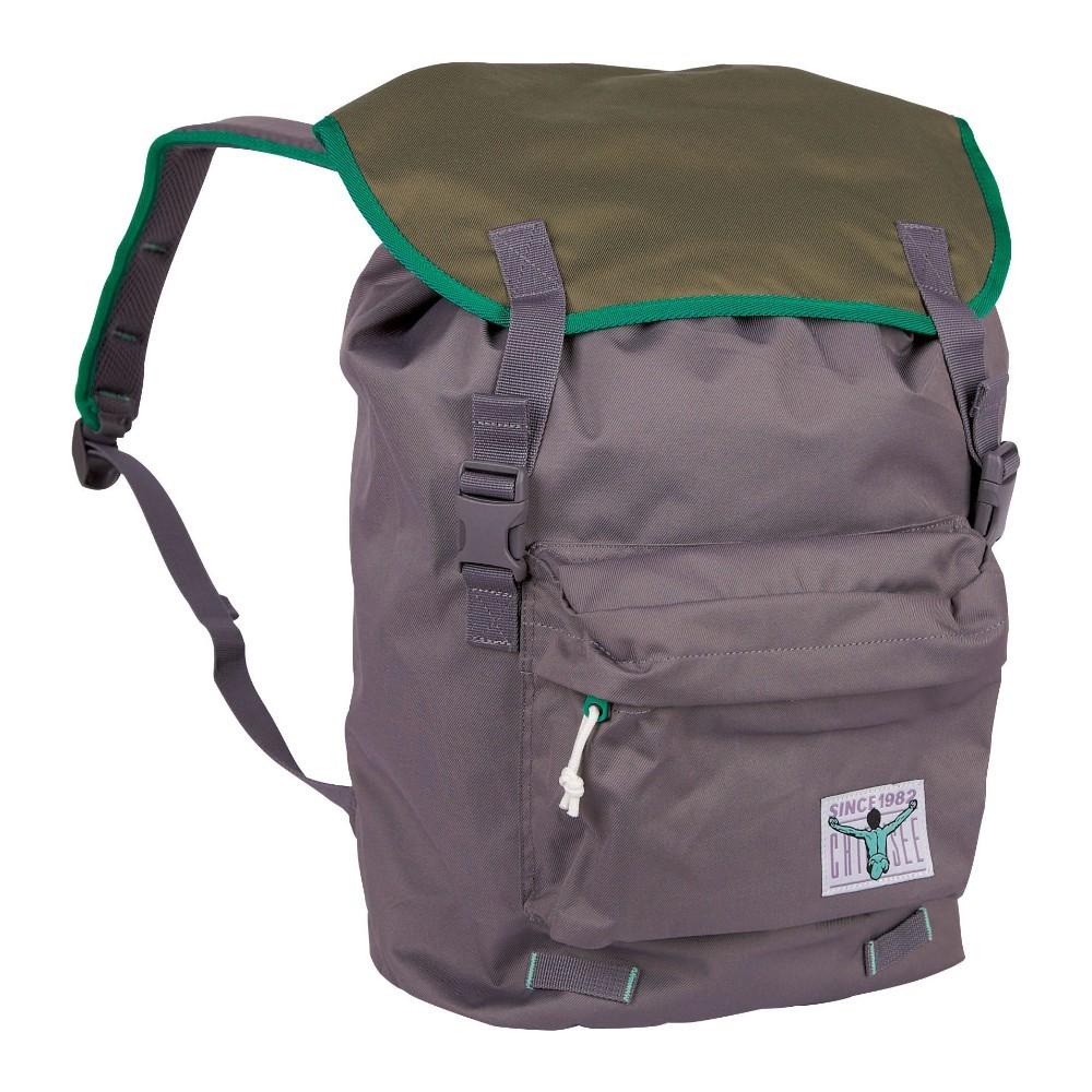 7fcea63119b1a Chiemsee Riga Backpack Rucksack 13L Excalibur Olive Night ...