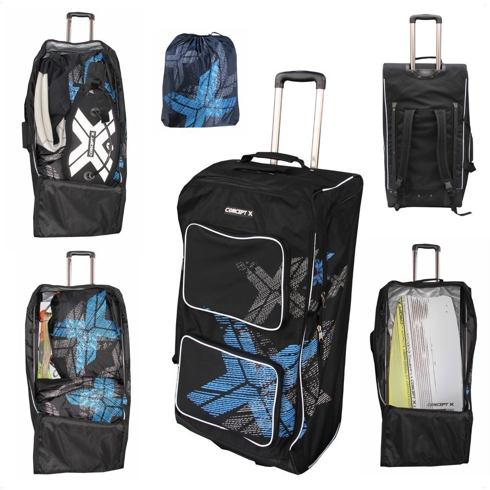 Concept X Split-Travelbag Kitebag
