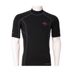 Ascan Thermoshirt 1/2 Thermo UV-Schutz Rash Vest Neopren Unterzieher