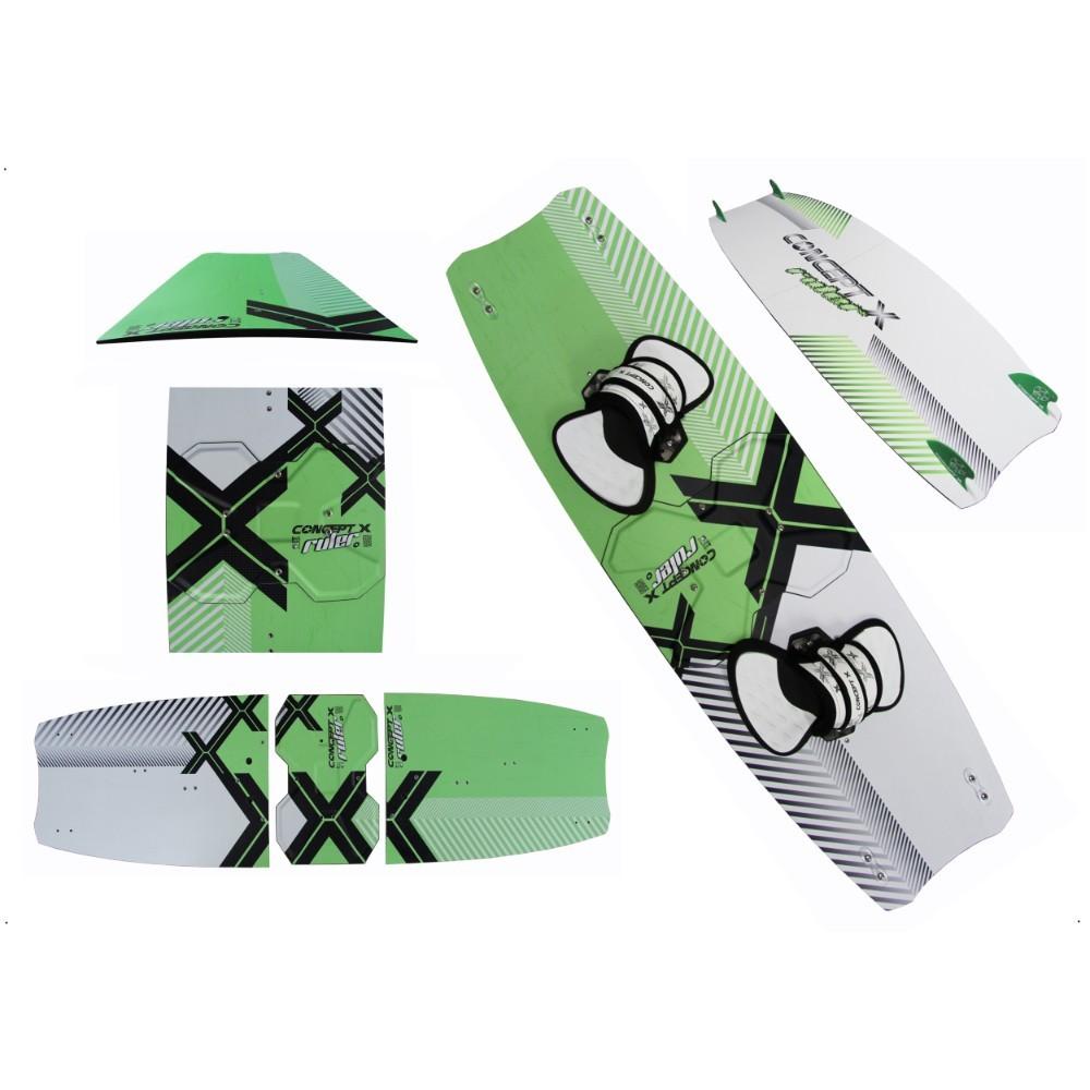 Concept X Ruler Pro Split Series Kiteboard