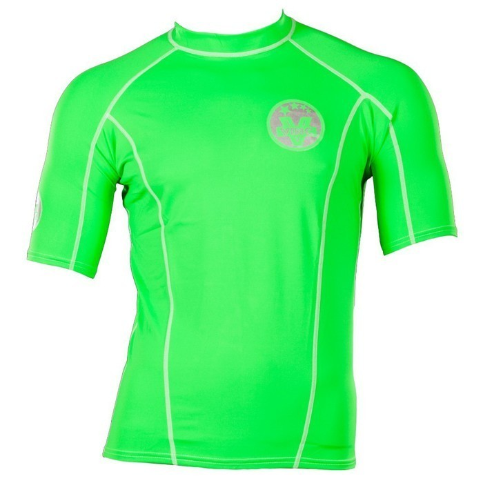 VINC MEN RASHGUARD GREEN