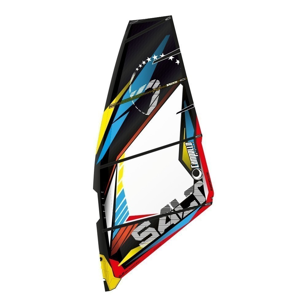 Point-7 Salt Campello LTD zero17 pro wave Windsurfsegel - Größe: 5,2qm Auslauf