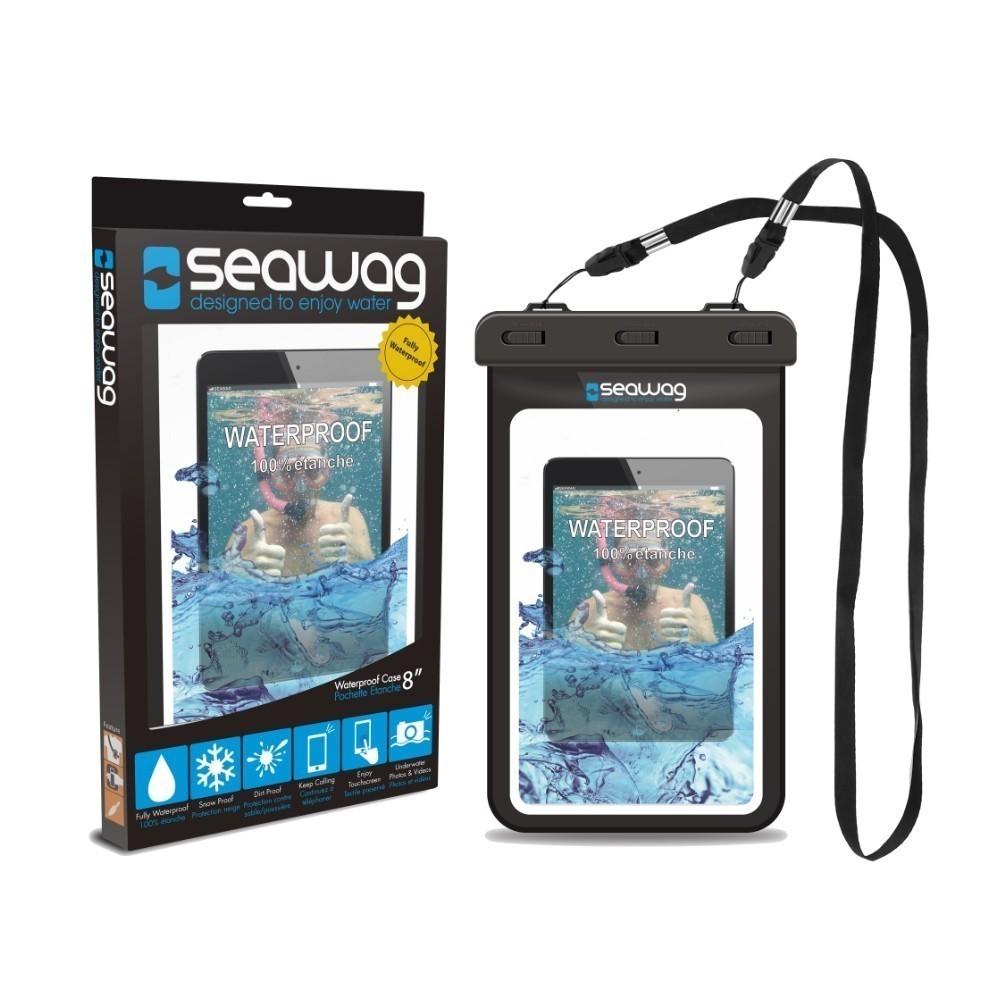 Seawag wasserdichte Hülle für Tablets mit Kopfhöreranschluss