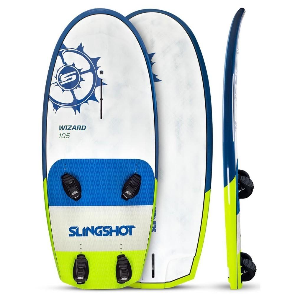 Slingshot Wizard Windsurf Foil Board Auslauf 2018 - Größe: 150L