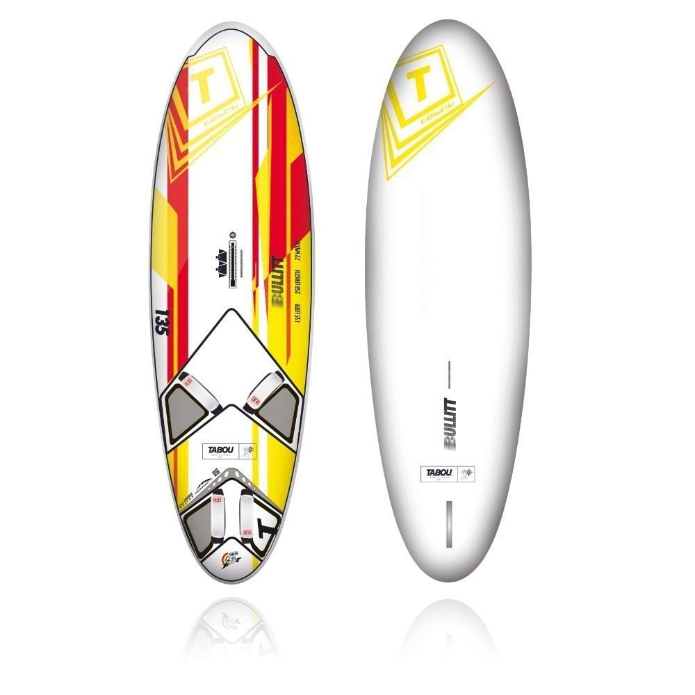 Tabou Bullitt Surfbrett Auslauf 2017 - 145L Testbrett