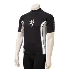 Ascan Metalite / Lycra UV-Schutz Rash Vest Neopren Unterzieher