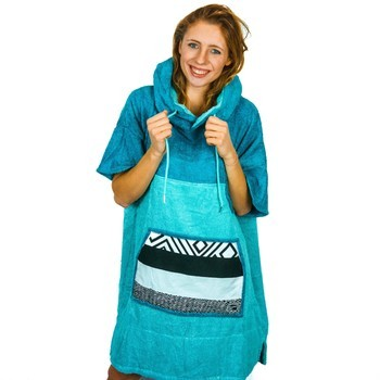 Wave Hawaii Bamboo Beachponcho Ponchino Air - Größe M