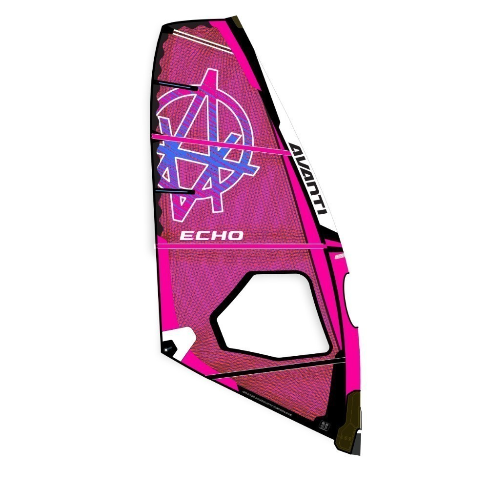 Avanti Echo Windsurfsegel Auslauf 2018 - Größe: 4,8qm