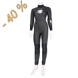 Ascan Polar 5mm Damen Neoprenanzug - Größe: 36