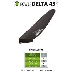 Select Power Delta 45 Grad Seegras Finne