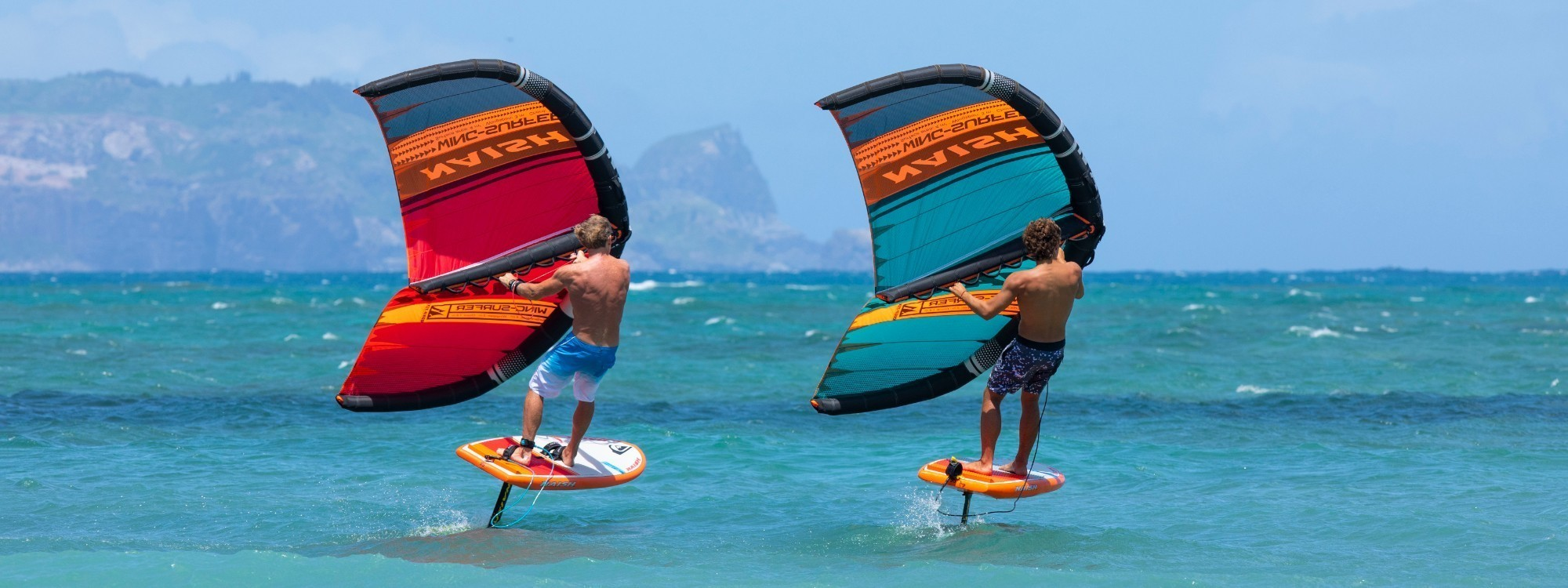 windsurf neopren kite