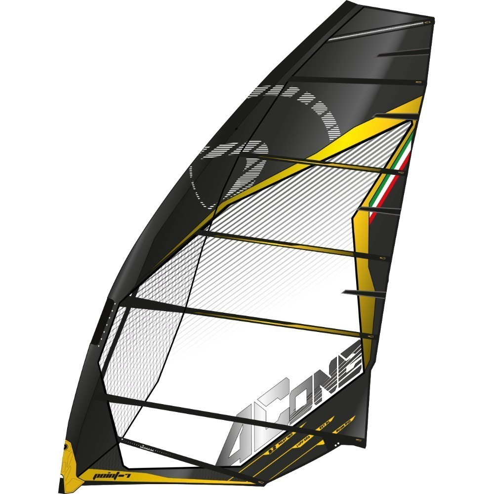 Point-7 AC-ONE 2019 Racing Windsurfsegel