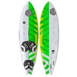 99 NoveNove KS Model wave Surfbrett Auslauf 2018 - Größe: 87L