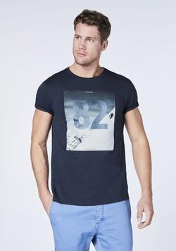 Chiemsee T-Shirt Ausschnitt: Rundhals
